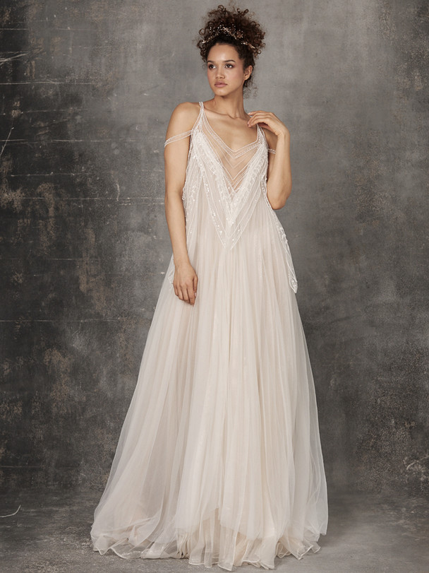 Wedding Dress SKU 202009