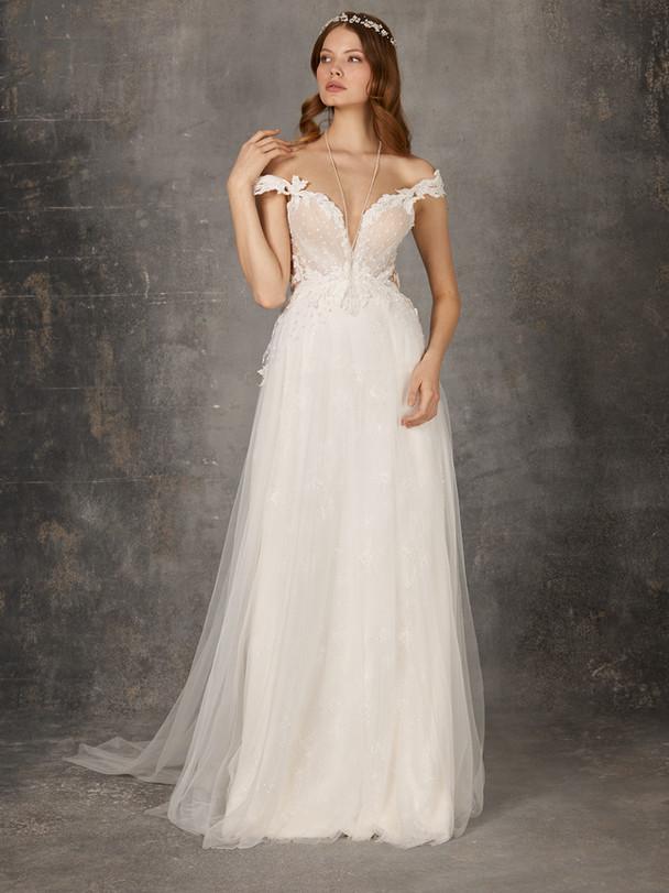 Wedding Dress SKU 202015