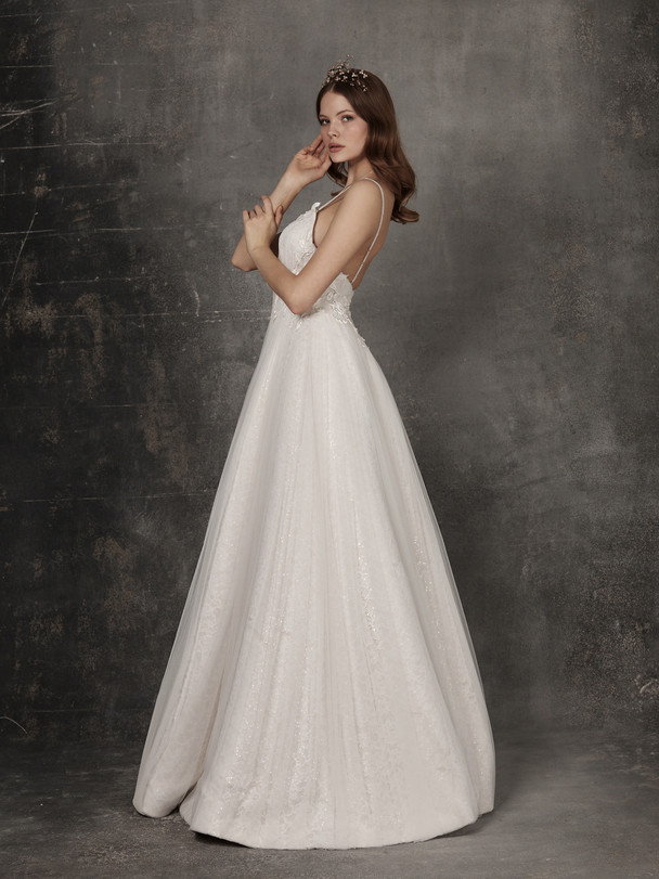 Wedding Dress SKU 202018