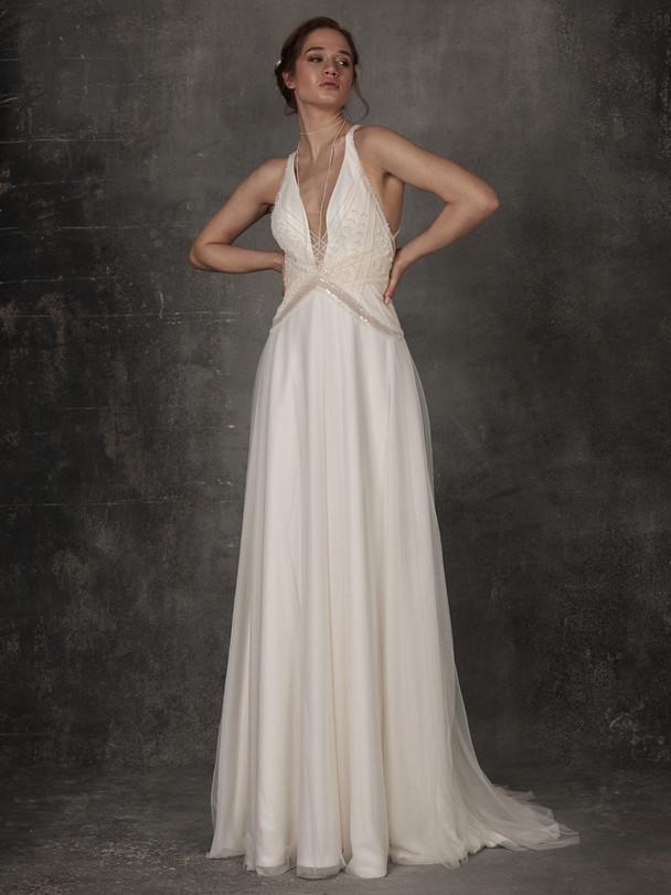 Wedding Dress SKU 202011