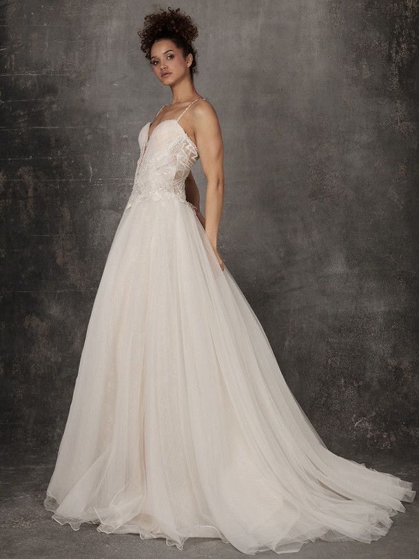 Wedding Dress SKU 202017