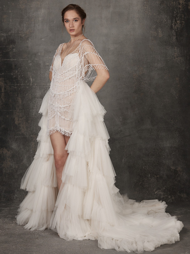 Wedding Dress SKU 202028