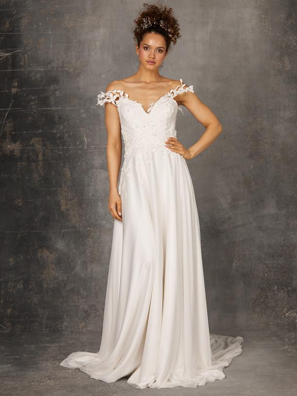 Wedding Dress SKU 20201