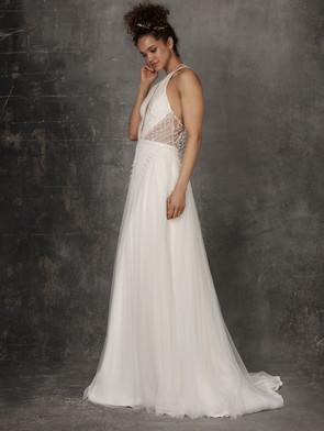 Wedding Dress SKU 202010