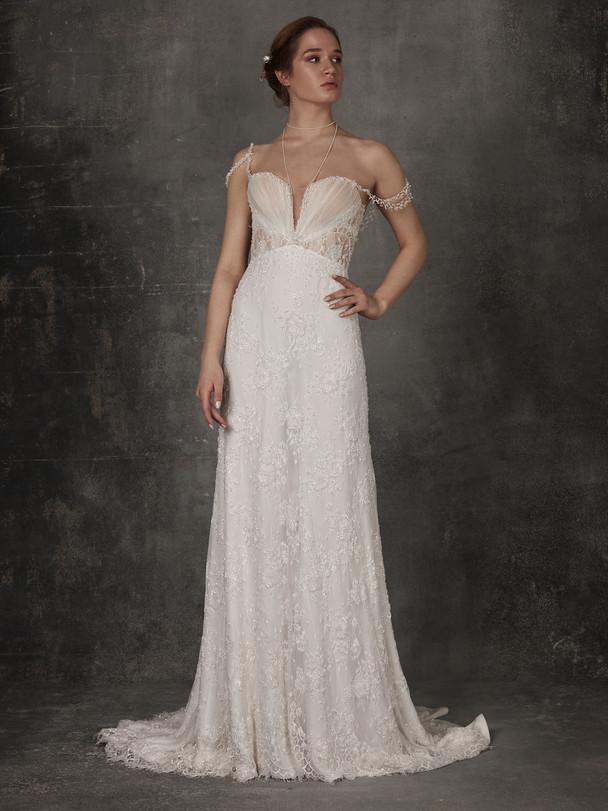 Wedding Dress SKU 202006