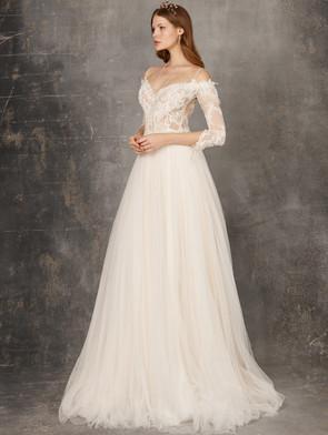 Wedding Dress SKU 202022