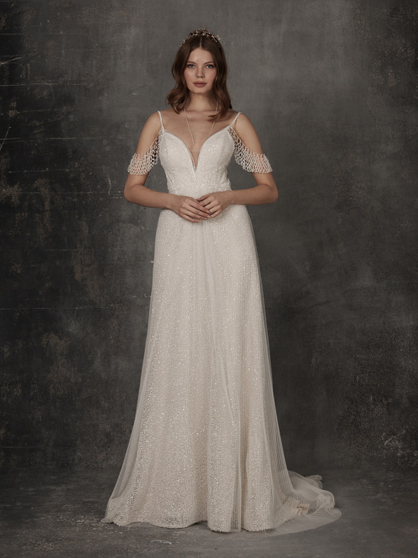 Wedding Dress SKU 202032