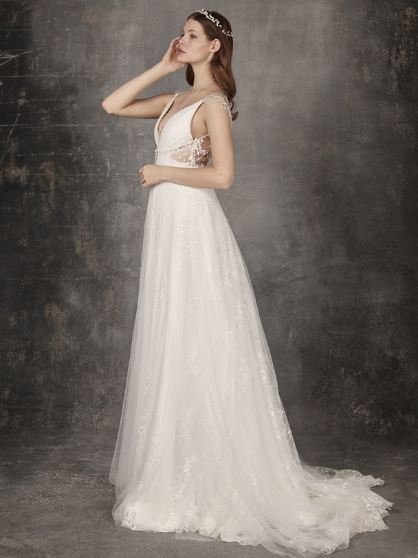 Wedding Dress SKU 202025