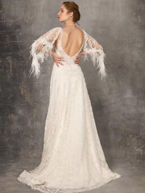 Wedding Dress SKU 202014