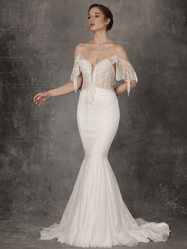 Wedding Dress SKU 202003