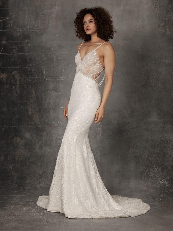Wedding Dress SKU 202004
