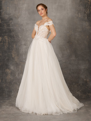 Wedding Dress SKU 202023