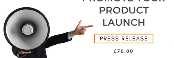 Promote Your Product Launch- Press Release