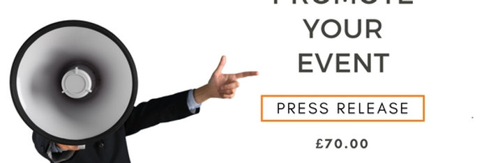 Promote Your Event- Press Release