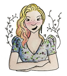An Illustrated Me!