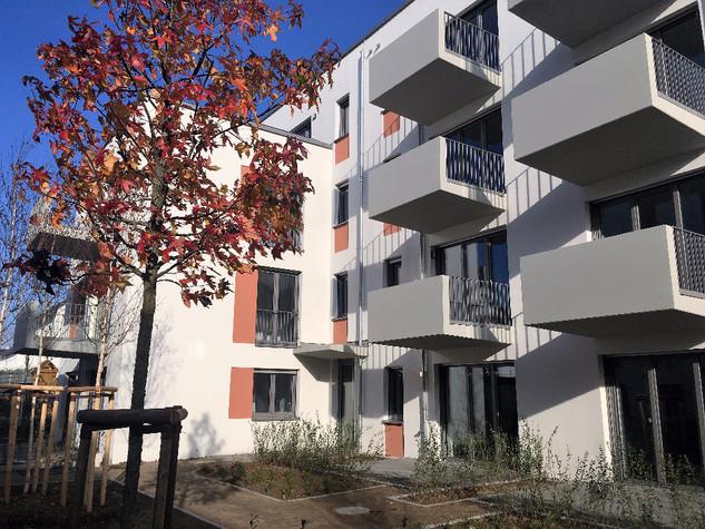 Wohnhäuser Unterliederbach