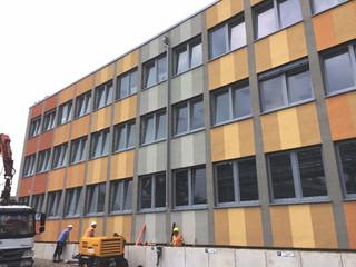 Bürogebäude Höchst