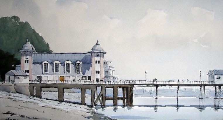 Penarth Pier.