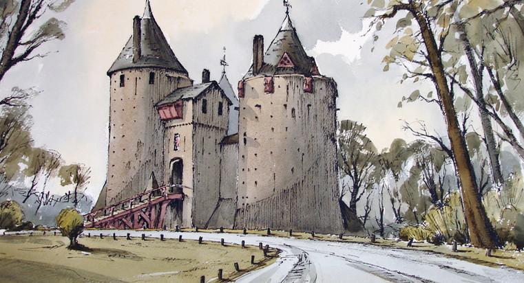 Castel Coch.