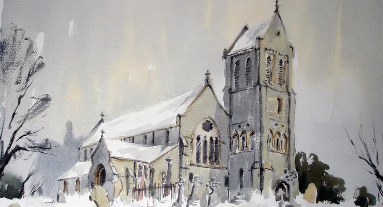 St Augustines Church.