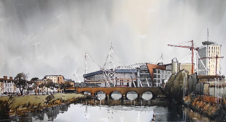 Millennium Stadium.