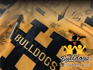 Bulldogs Memorabilia Available @ All Playoff Home Games