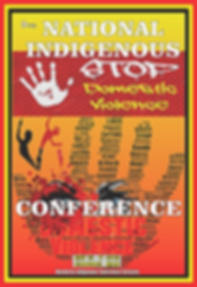 STOP Domestic Violence Indigenous Confer