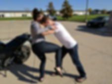 Self-defense photo
