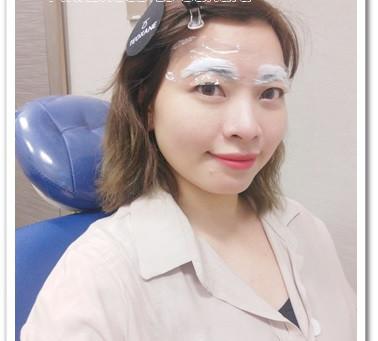 韓國自然半永久輕羽眉療程