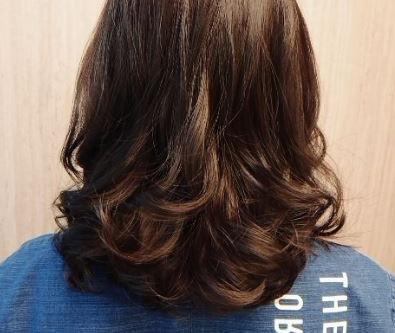 [電髮分享] 我的髮型大改造 - 浪漫中波浪捲髮+ 推薦