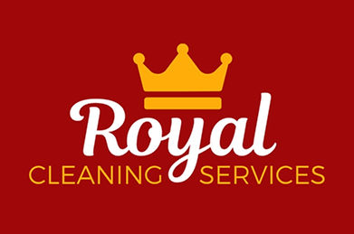 Royal Cleaning Services Logo 2019 Update