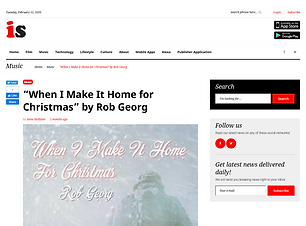 "RobGeorg_Home_for_Christmas""_theindiesou"