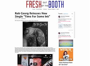 freshoutofthebooth_RobGeorg _ReleaseNewS