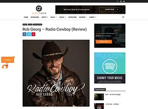 Rob Georg - Radio Cowbo_artistrack.com.p