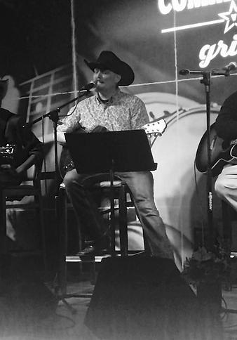 Countrymusik mit Sänger Rob Georg in Nashville