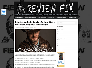 Rob Georg_ Radio Cowboy Review_reviewfix