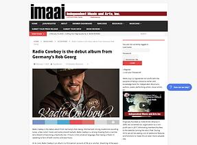 Radio_Cowboyis_the_debut_album_from_Rob