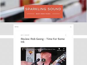 sparklingsoundblog_Review_ RobGeorg_Time