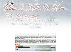 When I Make It Home for Christmas_Rob Ge