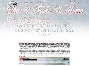When I Make It Home for Christmas_Rob Ge
