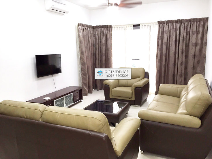 For Rent - 2 Beds 2 Baths, Fully Furnished, 1410sqft