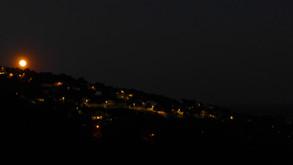 dark summer night
