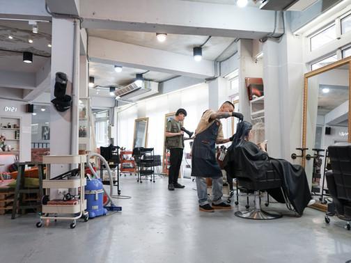 ✂️LOFT風格特色髮廊-Minus Hair Salon