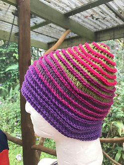 Unisex Crochet Beanie