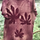 Thumbnail: Mens T cotton with ferns or other leaf