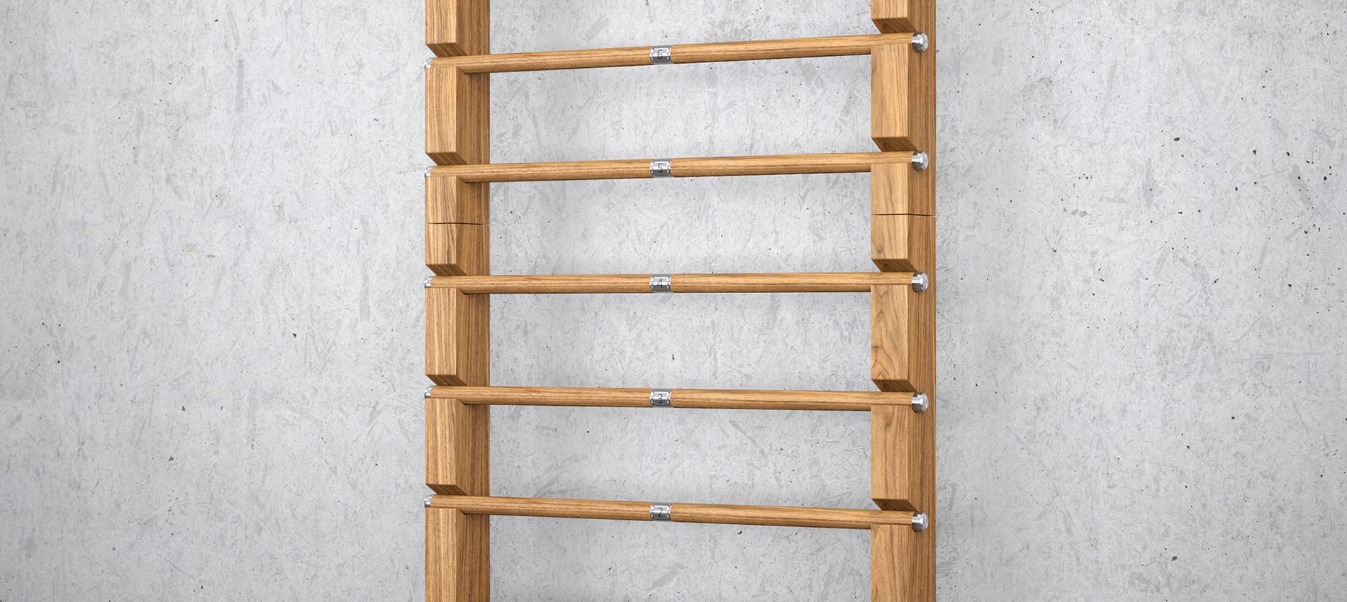 SCALA Luxury Wallbar Home Fitness