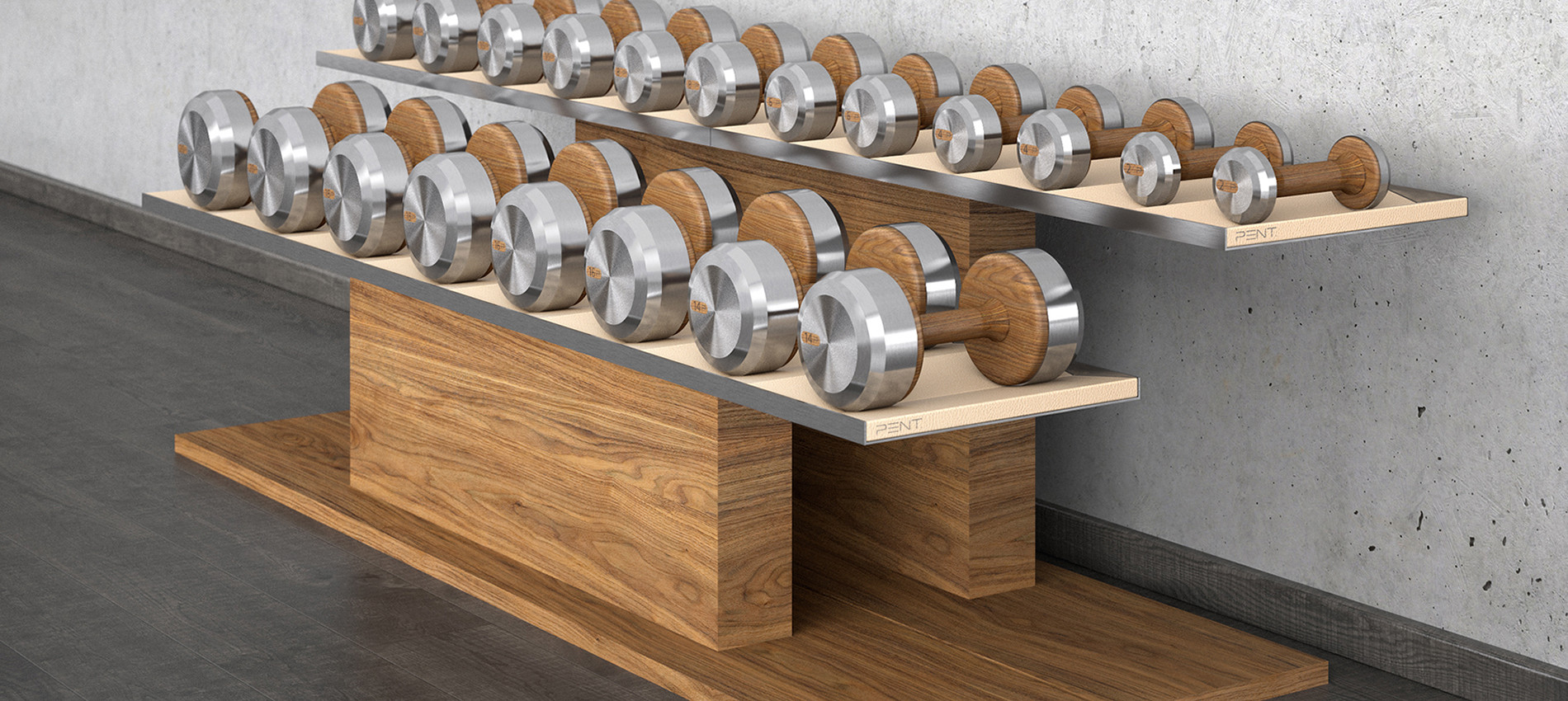 Colmia Luxury Dumbbells