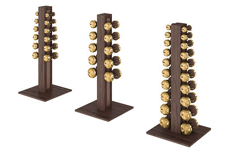 PENT COLMIA Dumbbells Vertical Rack Gold.jpg
