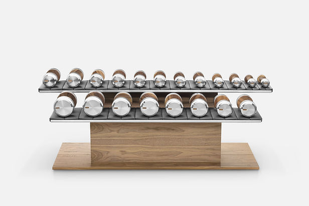 Luxury Hand Made Dumbbells Set For Home