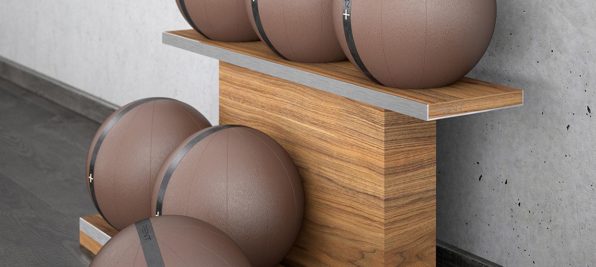MOXA Luxury Home Gym Equipment